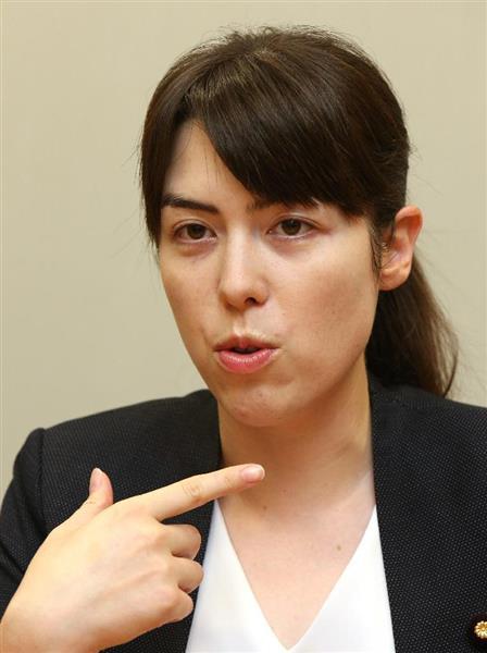 二重国籍を解消した自民党の小野田紀美議員が蓮舫を猛批判!