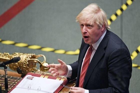 英首相ジョンソン、必需品調達で中国依存脱却の立案を指示