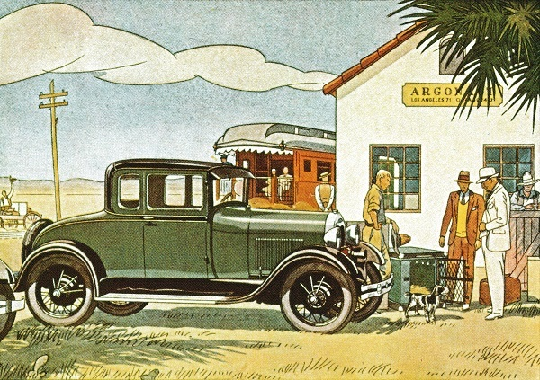 1929年と自動車07