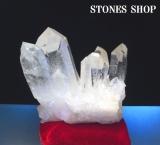 トマスゴンサガ産水晶クラスター510gNo2b