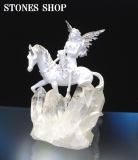 トマスゴンサガ産水晶クラスター510g