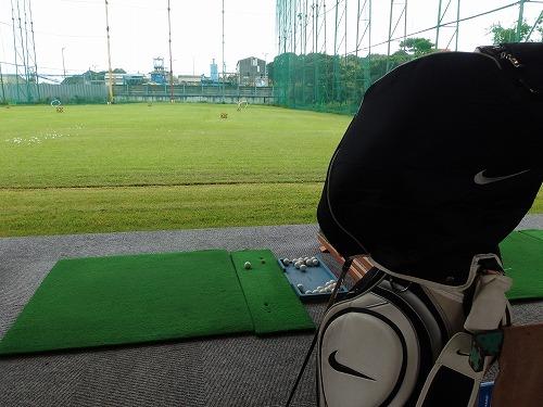 190823ゴルフ練習場