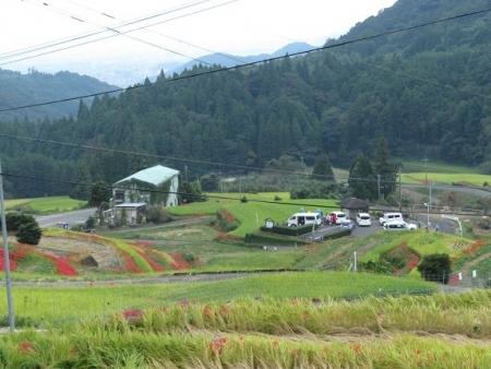 江里田の彼岸花と滝 2019-09-26 090