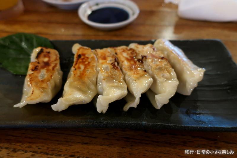 一魚一会 石垣島 餃子