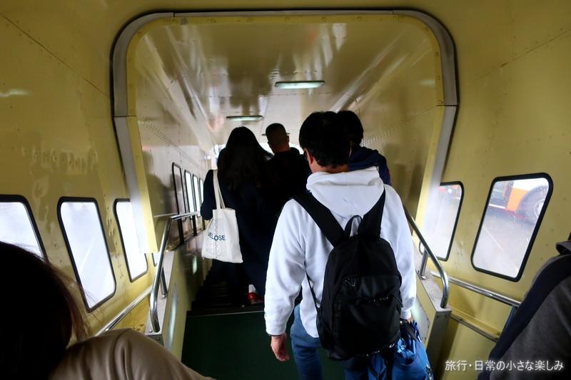 JL3004便搭乗記