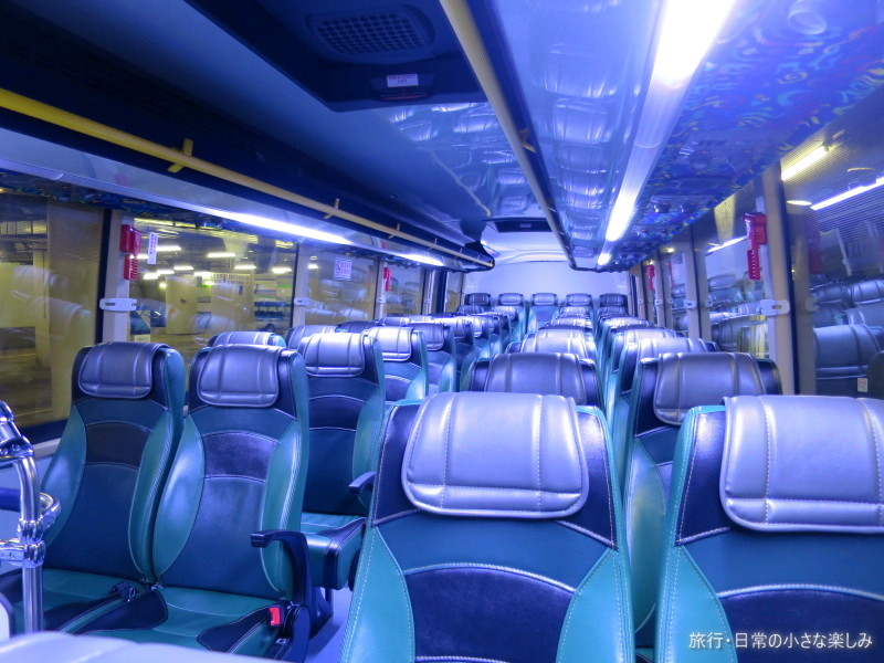 Airport Express 無料バス 香港
