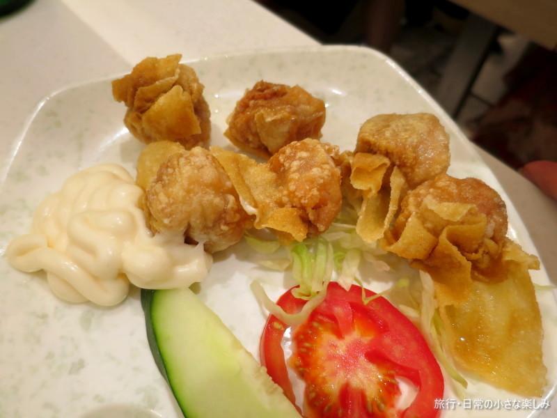 豊明苑餐庁 香港 夕食
