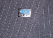 「CFP」のバッジ