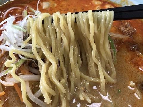 みそ担々麺4