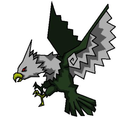 ヴァラト山の大鷲