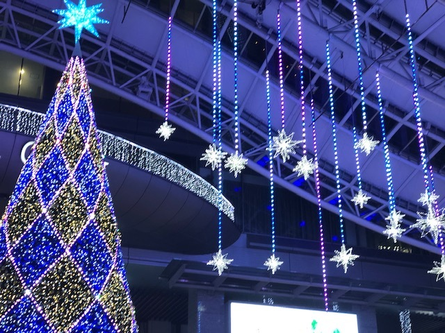 博多駅イルミ2