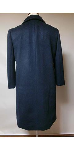 ウールのコート