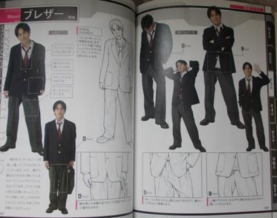 写真を見て描くリアルな質感表現 服のシワ (9)