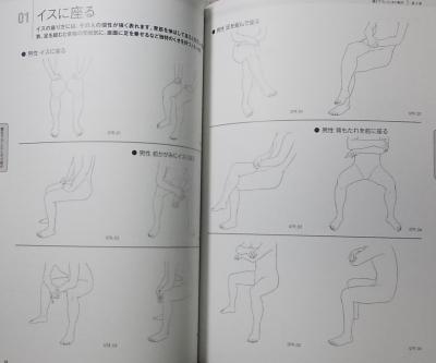 そのまま使える足と靴 (6)