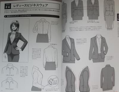衣服の描き方図鑑 (12)