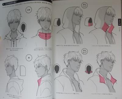 衣服の描き方図鑑 (3)