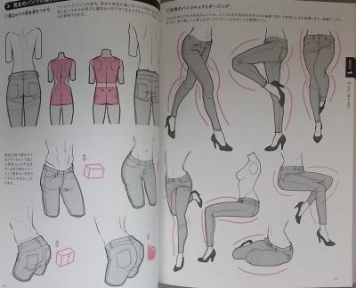 衣服の描き方図鑑 (5)