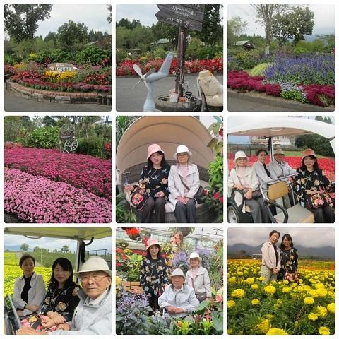 令和元年10月11日くじゅう花公園