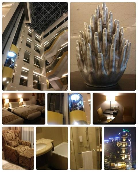 令和元年10月26日ホテル