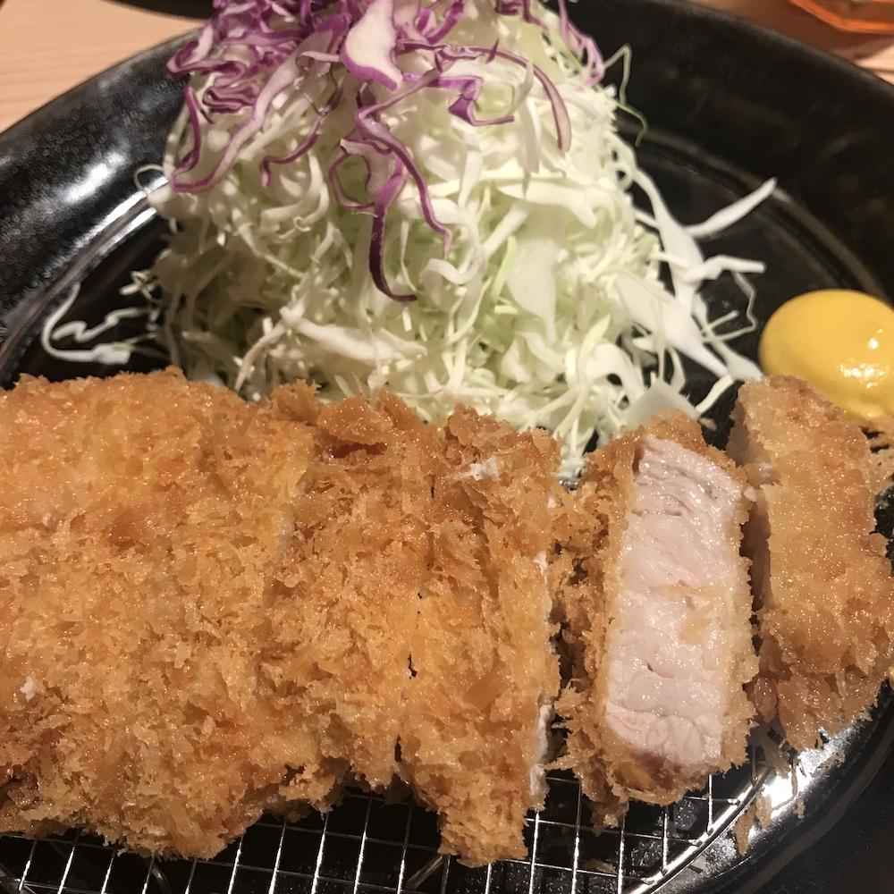 特選国産銘柄豚ロースカツ定食