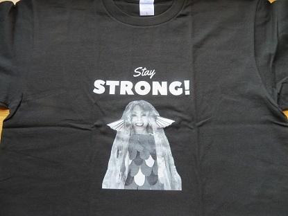 アマビエTシャツ