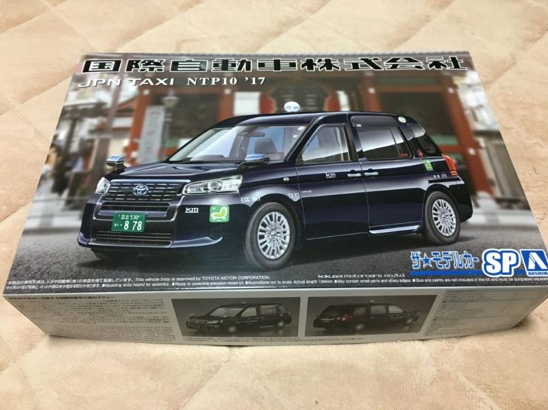 JPNタクシー km アオシマ 国際自動車