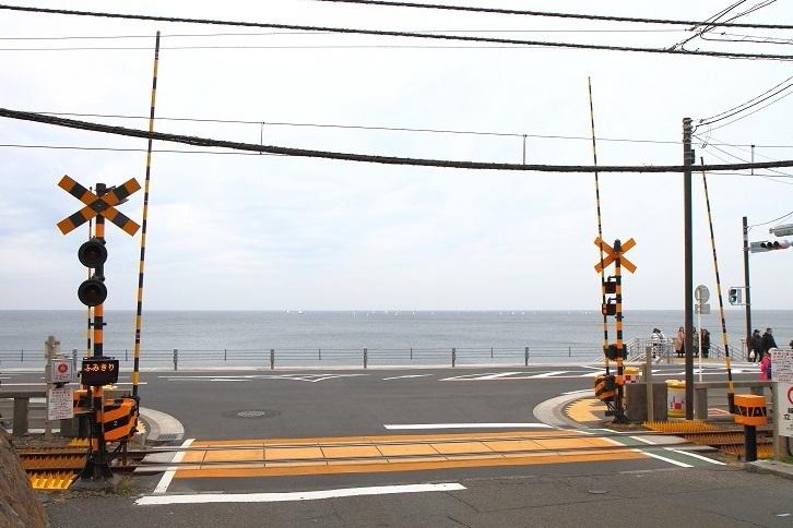2019.12.22・『 江ノ電・鎌倉高校前駅 』 神奈川県 鎌倉市 04