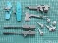 武器プラモを作る2