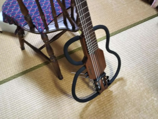 シンソニード(ARIA AS-101C)の弦を交換