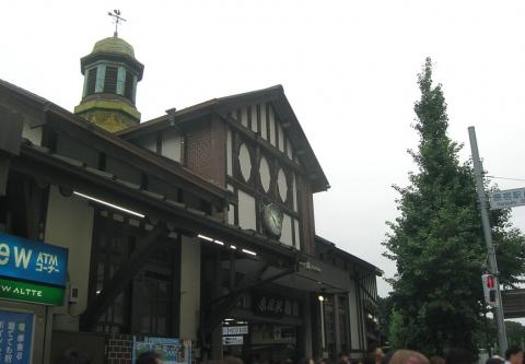 JR山手線原宿駅(索引記事用)