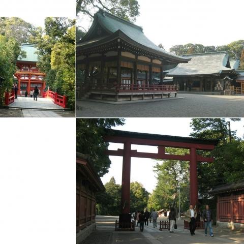 大宮氷川神社201403(連結)