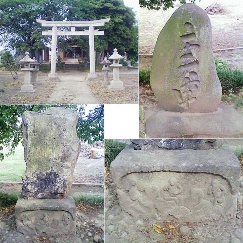 久保田町&野田町の寺社めぐり201305(連結3)
