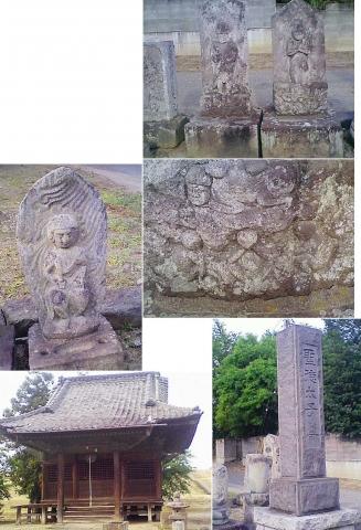 久保田町&野田町の寺社めぐり201305(連結1)