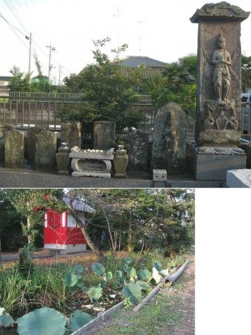 館林市中心部の寺院めぐり201409(連結その1)