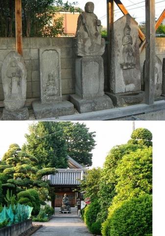 野田町&山川町の寺院めぐり(連結その2)