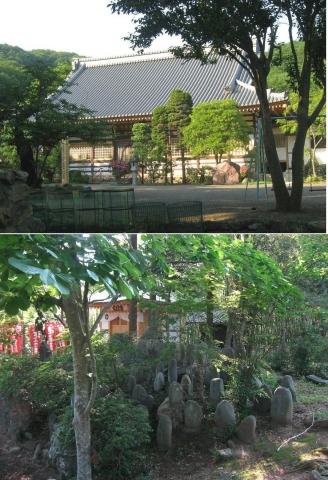野田町&山川町の寺院めぐり(連結その1)