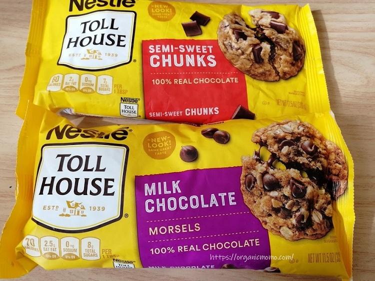 Nestle Toll House Semi-Sweet Chunks チョコチップ