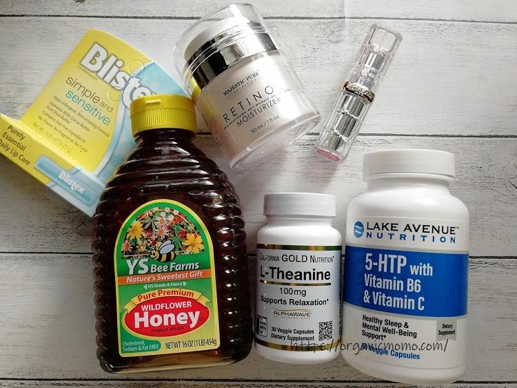 iHerb2019年12月のお買い物の画像