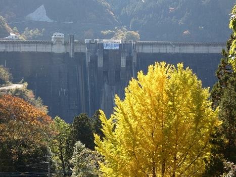 きれぎれの風彩「神流川沿いの紅葉など 1116」191204-06