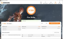 OMEN X 2S 15_RTX 2080 Max-Q_Fire strike_00b