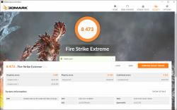 OMEN X 2S 15_RTX 2080 Max-Q_Fire strike extreme_00b