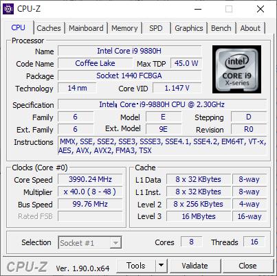 Core i7-9880H_CPU-Z_01