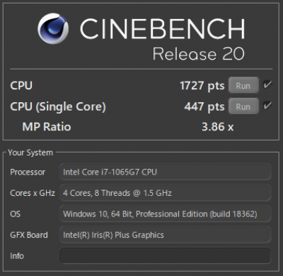 CINEBENCH R15_core i7-1035G7_CPU_05t
