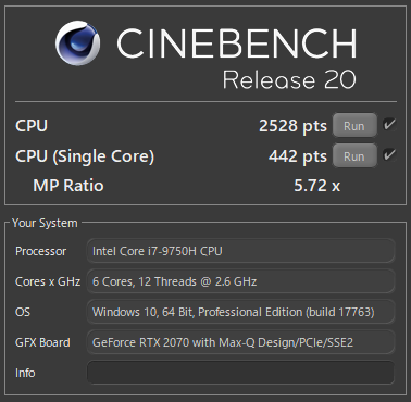 Core i7-9750H_CINEBENCH R20_01t