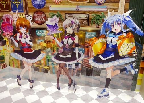 魔法少女リリカルなのは 15th Anniversary Party in 新宿マルイ アネックス