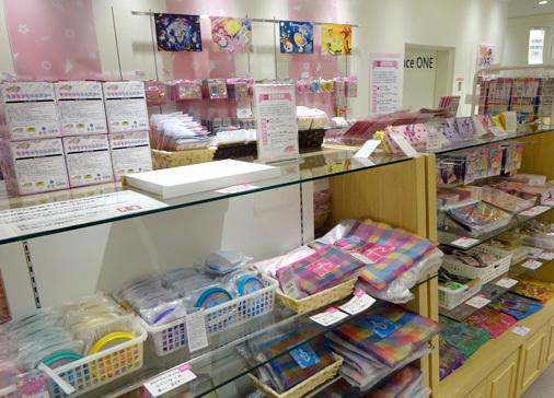 プリキュア プリティストア出張店 in 新宿マルイ アネックス