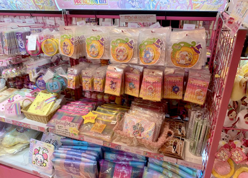 プリキュア プリティストア 東京店