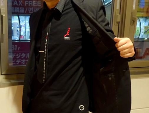 IZAWA SHIORI×LIVERTINE AGE 長袖Tシャツ