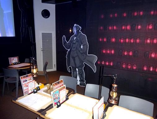 劇場版メイドインアビス×EJアニメシアター新宿 コラボカフェ 黎明卿 隠されたボンボルドの拠点