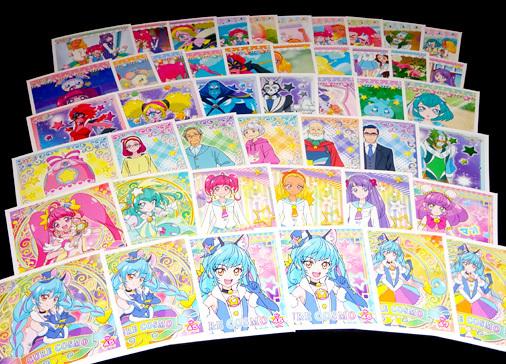 スター☆トゥインクルプリキュア プリキラ シールコレクション2